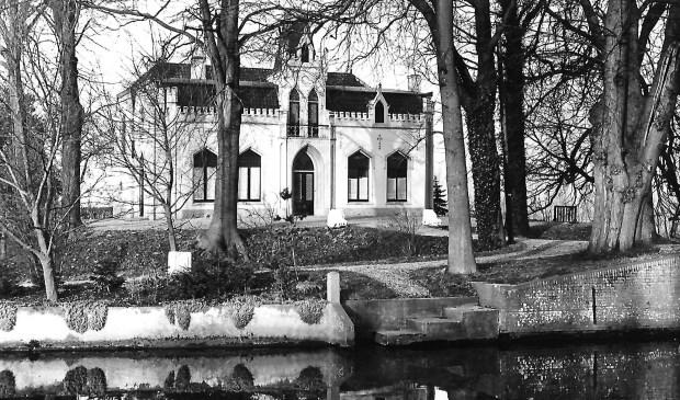 Deze foto werd in 1968 genomen en in dat jaar gepubliceerd in ondermeer het toenmalige Nieuwsblad voor Gorinchem en Omstreken. Foto: Henk Bovekerk sr.