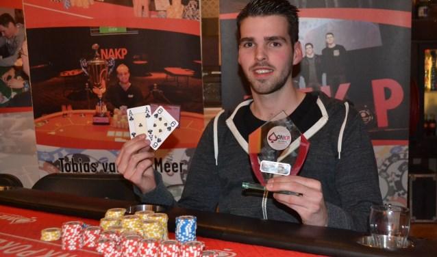 Vrijdag 19 januari is Café de Concurrent de locatie van een voorronde van het Open Nederlands Kampioenschap Poker.