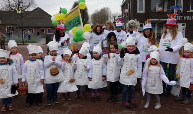 In Wijbosch wordt zaterdag 10 februari voor de 55e keer de Jeugdoptocht van Schorsbos gehouden voor iedereen tot 18 jaar.