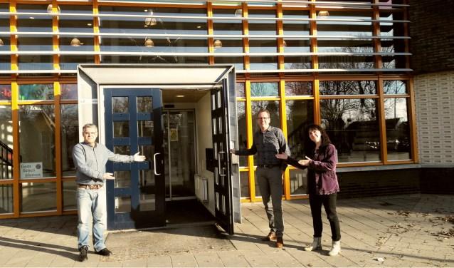 Op 31 januari staat de deur van Collage wijd open