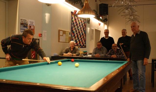 In de Vianden start 15 januari om één uur het jaarlijkse libre-toernooi.