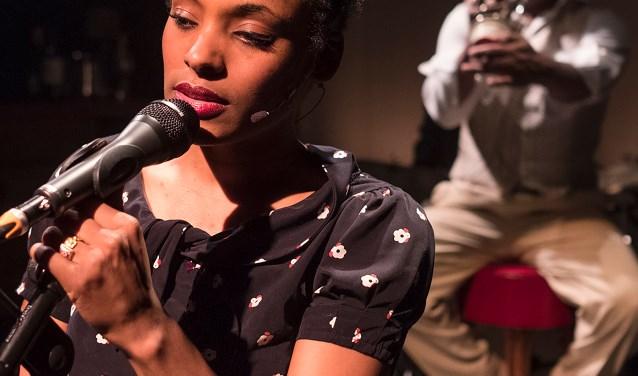 Billie! - Lady Sings the Blues. (foto: Piet Gispen)