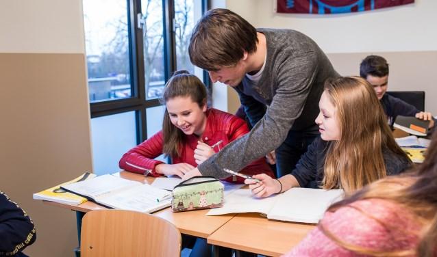 Het Elzendaalcollege houdt op woensdag 31 januari een open dag. (foto: Elzendaalcollege)