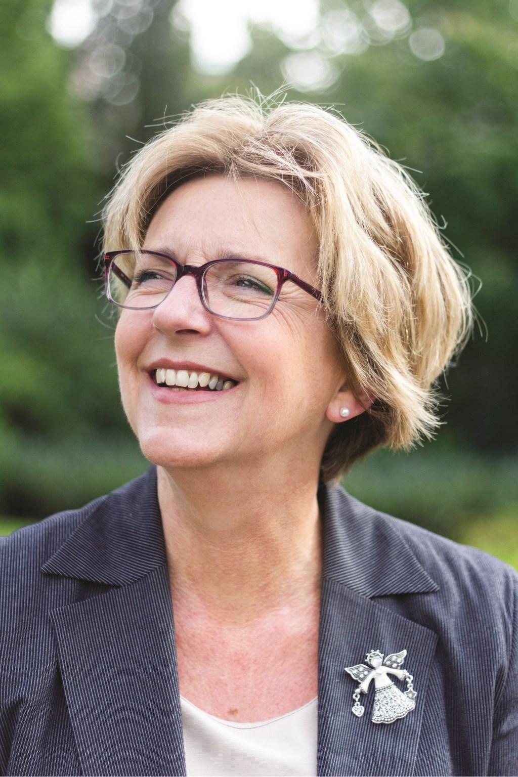 Burgemeester Ellen Nauta. Foto: Gemeente Hof van Twente