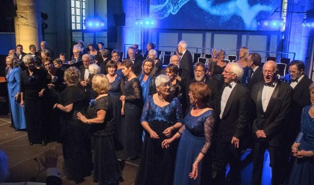 Aan het Classic WM-concert werken vooral leden uit o.a. Lichtenvoorde, Winterswijk en Berkelland mee.