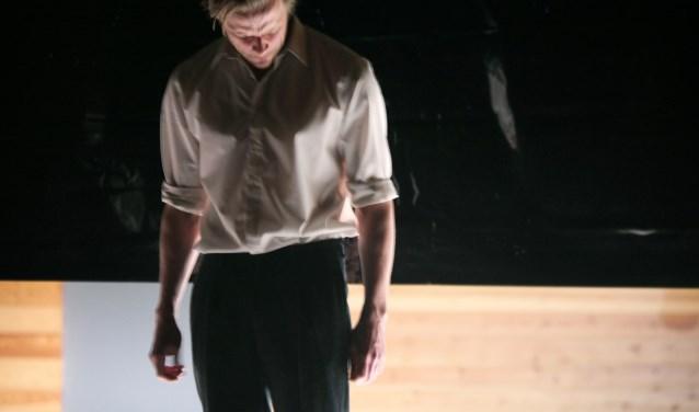 Acteur Sanne den Hartogh kreeg voor zijn rol in dit stuk een Louis d´Or-nominatie.