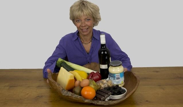 """""""Een gezond gewicht begint bij bewustwording van wat je voelt,"""" aldus voedingscoach Ellen Koot. Foto: Stiefpaparazzi."""