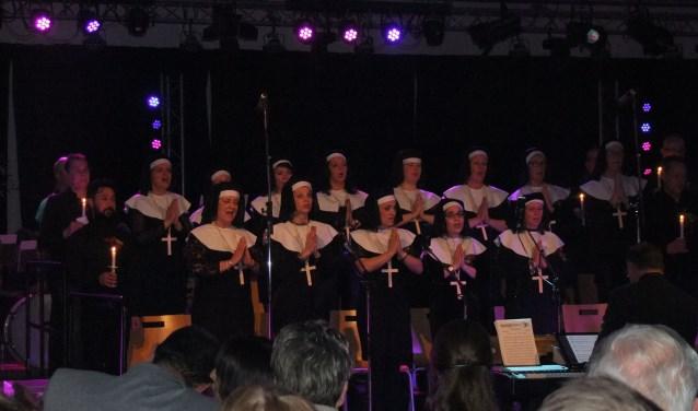 Aan het nieuwjaarsconcert van Sprang-Capelle Musica werken tal van koren en muziekgezelschappen mee. Daaronder ook MSC Marijke. Foto: MSC Marijke
