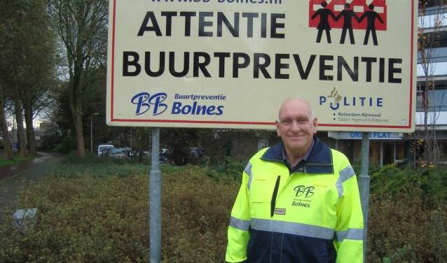 Voorzitter Toon Huizer staat erop dat er continu vernieuwd wordt en dat werpt vruchten af. (Foto: Eline Lohman)