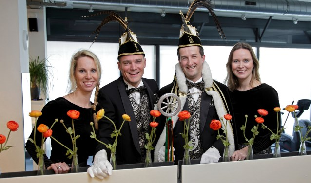 De nieuwe heersers van de Scheresliepers. (Foto: Berrie Poelen, Hagemann fotografie)