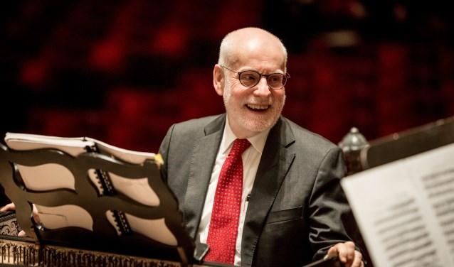 Ton Koopman ontving in november de Edison Klassiek Oeuvreprijs.