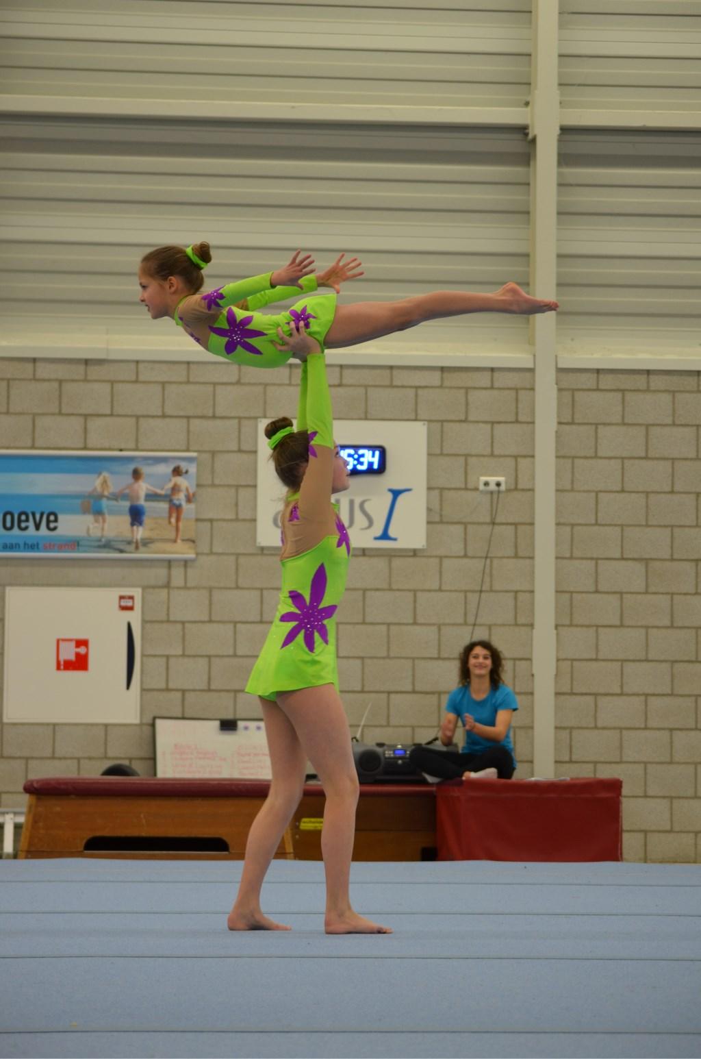 Gymnastiekvereniging Delta Sport organiseert op zaterdag 20 januari voor de tweede keer de Open Zeeuwse acro kampioenschappen.