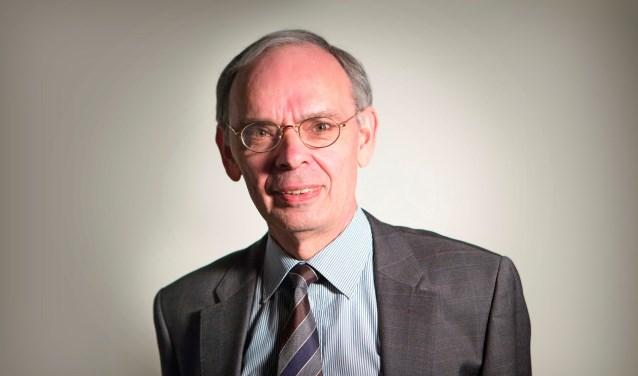 Ds. Henk Poot is als predikant verbonden aan Christenen voor Israël. (Foto: Privé)