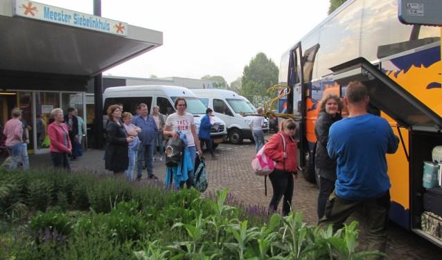 Dit jaar gaat De Klup Twente naar Oostenrijk met uitstapjes naar Italië en Duitsland. Foto: Margreet Strijker.