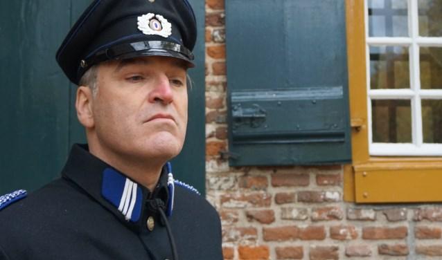 Maurice van Pinxteren uit Schijndel is een van de hoofdrolspelers in de oorlogsfilm De Ondergrondse Vergeet Niet.