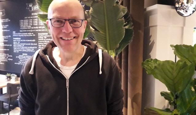 Maarten van Deursen (51) is bestuurslid en vice-voorzitter van de Stichting Milieuzorg Zeist. FOTO: Maarten Bos