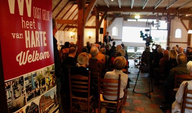 Ondernemers uit de toeristenbranche en horeca lieten zich inspireren door een viertal grote sprekers.