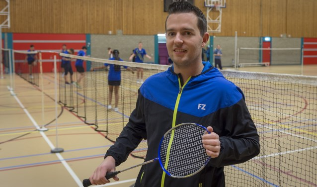 Yannick van Welzen: kampioen met BC Schollevaar. (Foto: Wijntjesfotografie.nl)