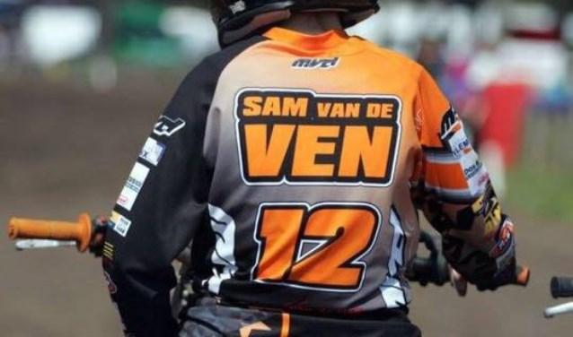 Sam van de Ven is één van de drie genomineerden voor de aanmoedigings-waarderingsprijs 2017.
