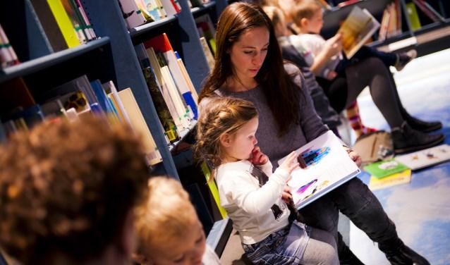 Voorlezen is niet alleen leerzaam, maar ook leuk!