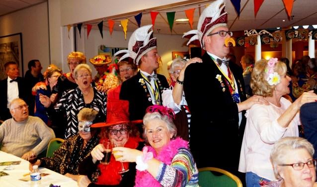 Op maandag 12 febr. wordt in Figi voor het 44e jaar weer het jaarlijkse feest georganiseerd voor de Senioren uit Zeist en omstreken.