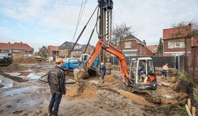 Het Nieuwe Nachtegaalplein in Nijmegen gaat op de schop.