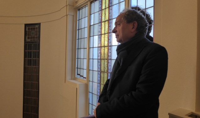 Hans Verbugt, directeur Musis. (tekst en foto: Marnix ten Brinke)