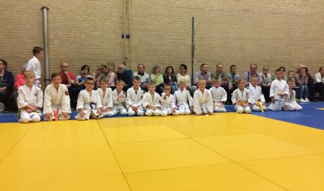 Judo is volgens Judo Losser leuk voor iedereen, ook voor jeugd die wat meer tijd nodig heeft om de lesstof onder de knie te krijgen.
