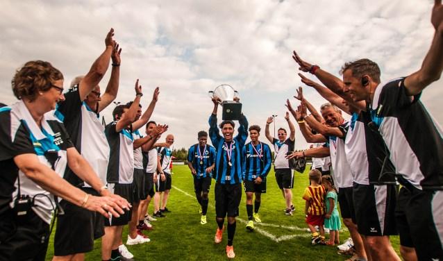 Dit jaar de tiende editie van de Copa del Agatha (Foto: organisatie Copa del Agatha).