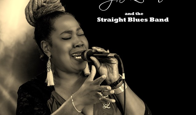 Foto-bijschrift: Sugar Queen, zondag 7 januari in JJ Music House  (Foto-credits: Walter Vanheuckelom)