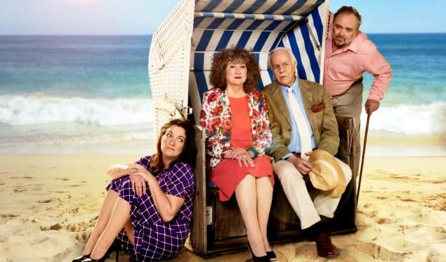 Bram van der Vlugt is op 7 januari te zien in de Bond in het toneelstuk Mooi Weer.