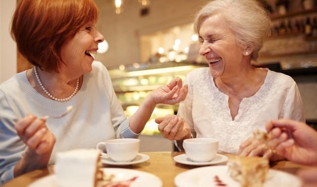 Kennismaken met koffie en taart