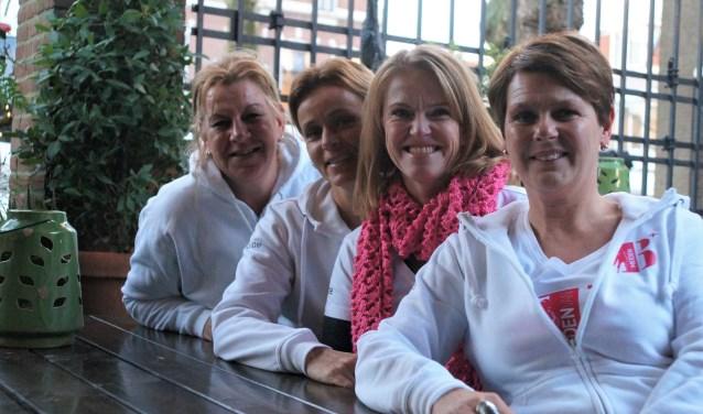 Ingrid Nieman, Yvonne Wennekers, Patricia Boer en Marjo Tuithof organsieren vanuit De Meiden Van Breuren de Kidsmiddag 2.0 op 2 juni van dit jaar.