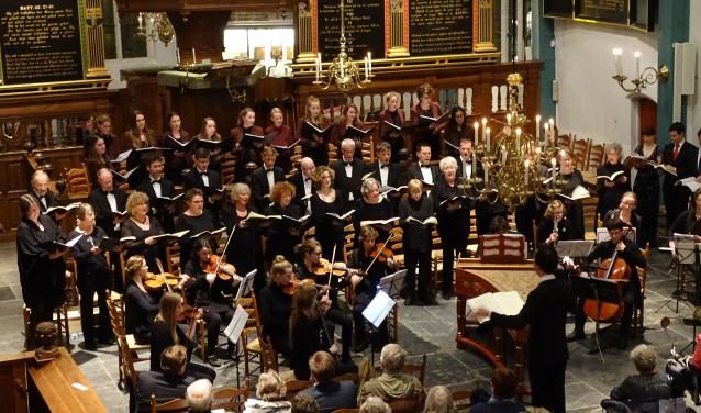 Op 5 januari werd er een mooi Driekoningenconcert gegeven. Foto: Ilja Huisman.