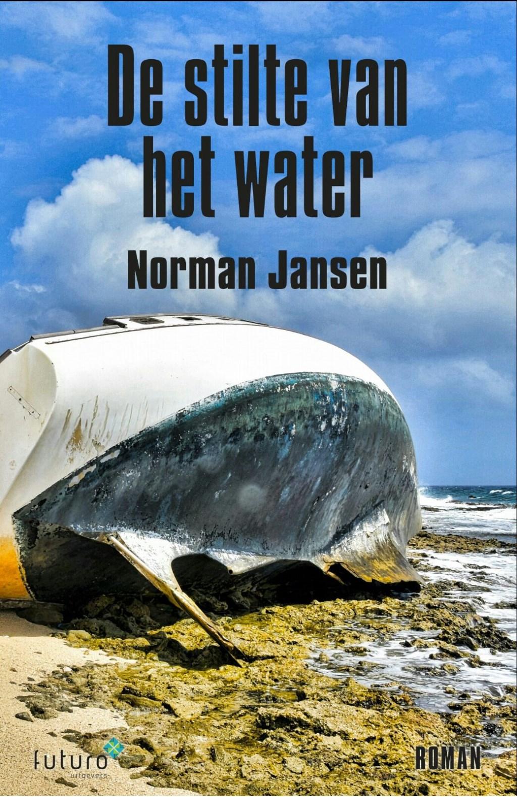 cover De stilte van het water Foto: Diaan Jansen © Persgroep