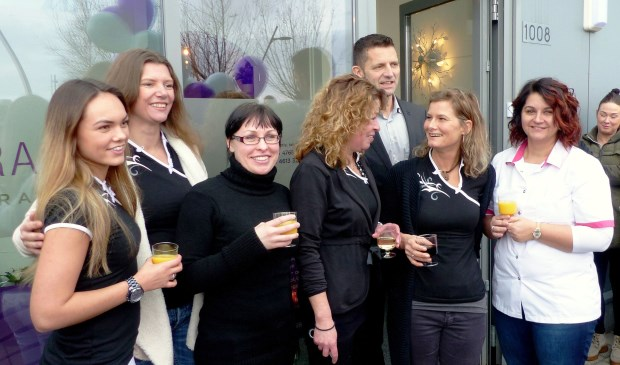 Wellnesscentrum geopend