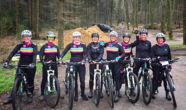 Women on Wheels Heerde en Tc Heerde houden een Ladies Ride op ATB.