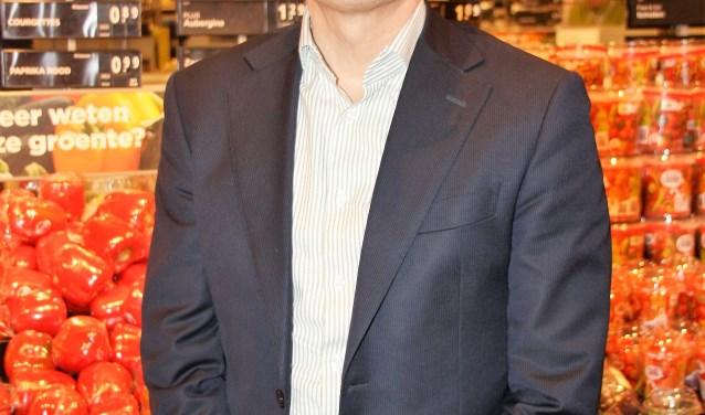 Gert Smit is filiaalhouder PLUS en Biltsche Ondernemer van 2017.