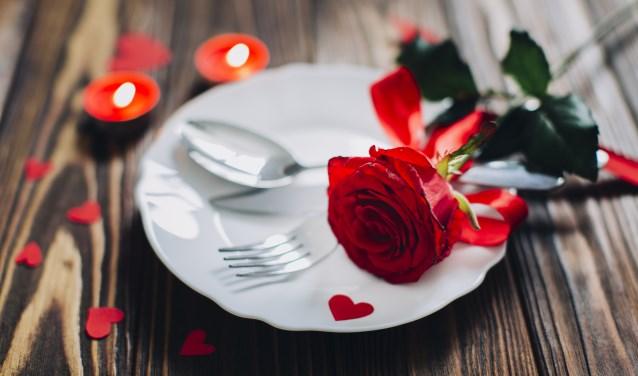 Win een gratis etentje voor 2 personen op Valentijnsdag in Berkel Centrum.