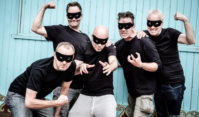 Met The Inevitables presenteert Het Groot Niet Te Vermijden 19 en 20 januari een vlammende show in het Isala. (Foto: Jan-Willem Bulee)