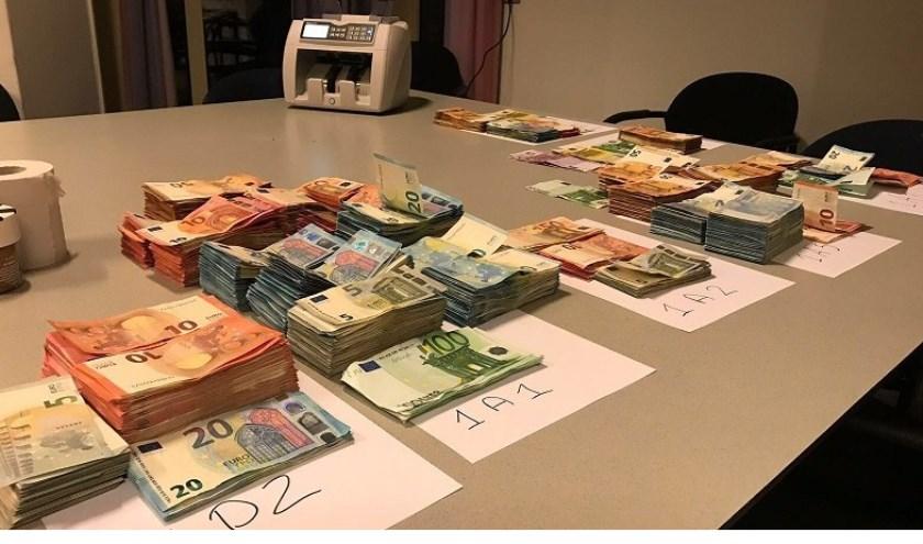 Kilo coke, 80 000 euro en zes aanhoudingen bij grote