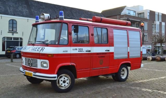 Nationaal Brandweermuseum in Hellevoetsluis. (Foto: H. Hekkert)