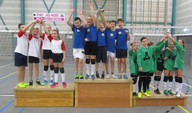 In de finale van groep 7 won Sint Joris 3 uit Borculo van de Sterrenboog 5 uit Beltrum en de Driesprong 1 uit Ruurlo werd hier de 3e.
