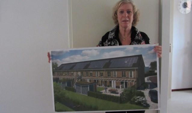 De woonvorm is er gekomen op initiatief van Maria Vermeeren.