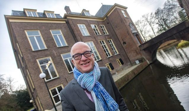 Laatste nieuwjaarstoespraak van burgemeester. (Foto: Jan Bouwhuis)