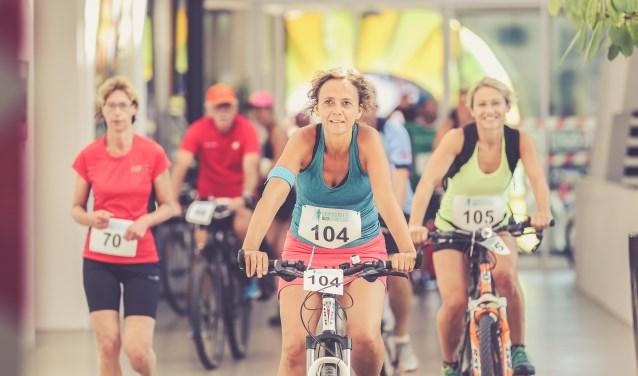 De Raamvallei Duomarathon moet weer een groot succes worden. (foto: persfoto)