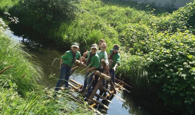 Om een brug naar de toekomst te kunnen slaan heeft Scouting Denobo aan de Hazenburgstede meer leden nodig. Wie interesse heeft kan contact opnemen via secretaris@debono.nl.
