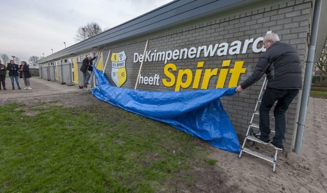 Spirit, blakend gezond en voorzien van meer kleedruimten. (Foto: Wijntjesfotografie.nl)