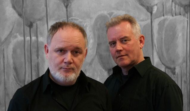 Het repertoire van Elfferich & Moll bestaat uitsluitend uit composities van Jeroen Elfferich.