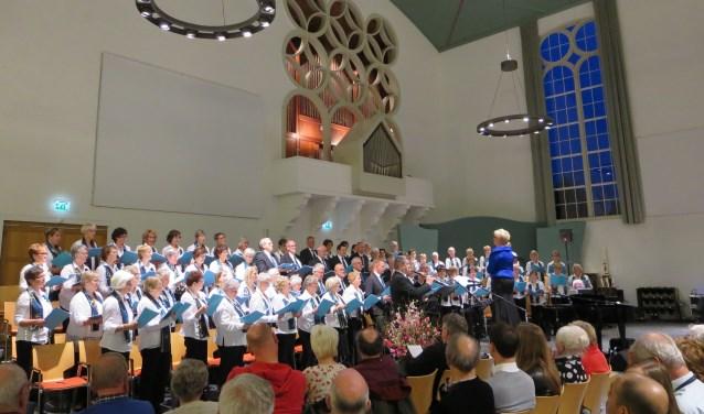 Zing ook mee in het sprankelende koorproject van Grootkoor Gelderland.